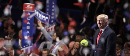 Trump's speech fails to set record