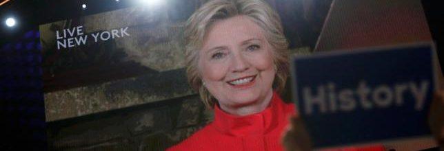 Clinton widens poll lead over Trump