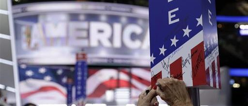 Trump promises safer, richer America
