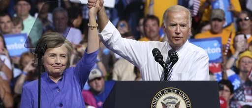Biden: Trump 'totally unqualified'