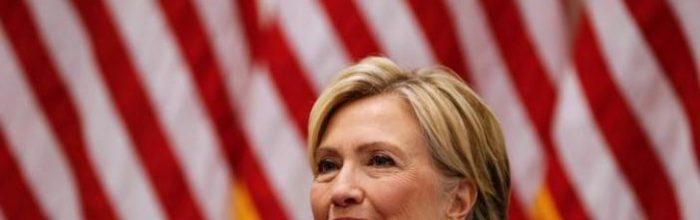 Clinton maintains poll lead over Trump