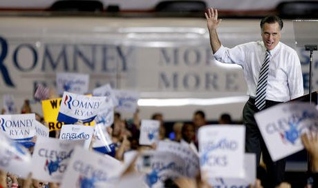 After Trump, Dems miss Romney