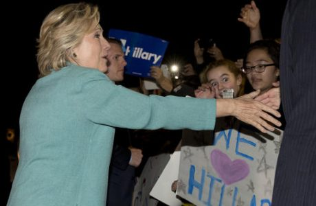 Hillary by a landslide?  Maybe, maybe not