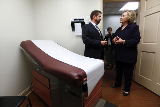 Can Clinton save Obamacare?