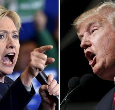 Guns: The differing views of Clinton, Trump