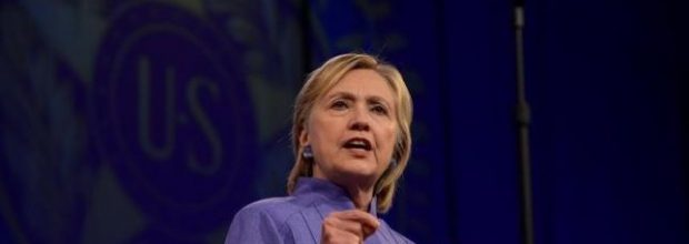 Clinton cites memory loss on briefings