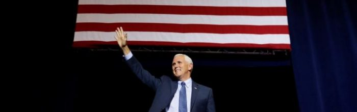 Pence, not Trump, releases tax returns