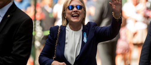 Health is a concern for Hillary Clinton