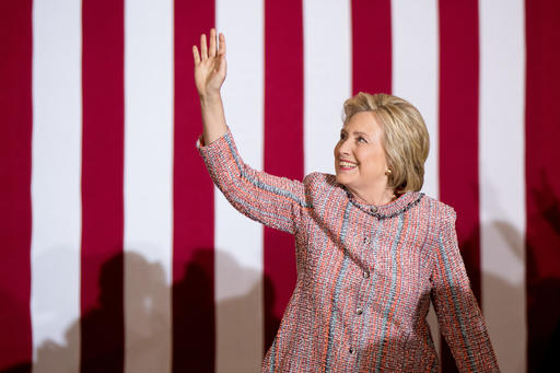 Hillary Clinton's doctor says she's 'fit to serve'
