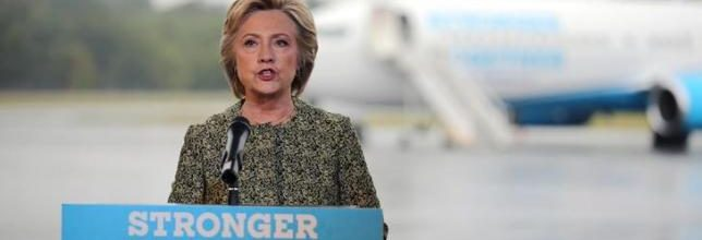Clinton: Hard liner against Putin?