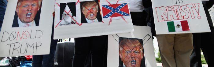 The growing chorus to 'dump Trump'