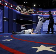 High-stakes Presidential debates begin