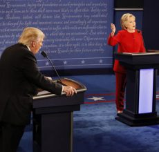 Confrontational first debate