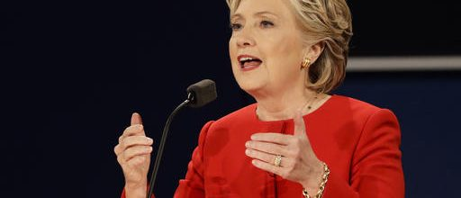 Clinton promises to fight hackers