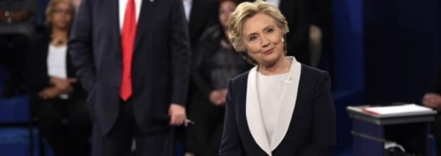 Clinton's chances of winning? 95 percent