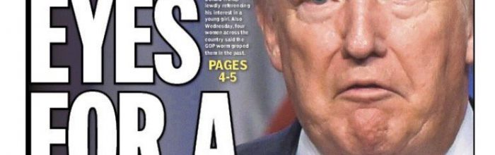 Donald Trump is a serial sexual predator