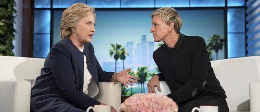 "Clinton: ""Disturbing stories' about Trump"