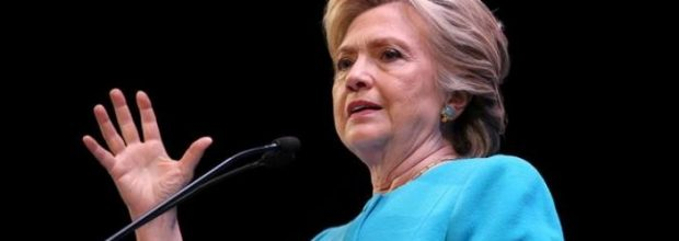 Poll shows Clinton headed for big win