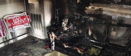 GOP North Carolina office firebombed