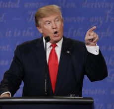 Trump blows third debate