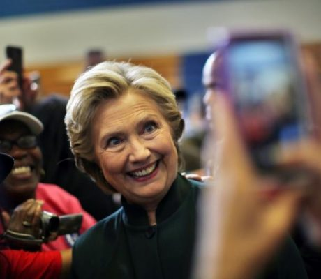 Clinton's election chances: 95 percent