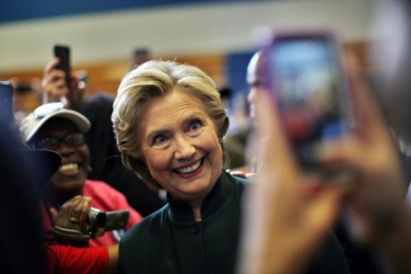 Clinton's chances: 95 percent in latest roundup