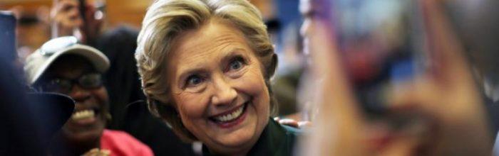Clinton's election chances: 95 percent