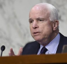 McCain under fire over Trump