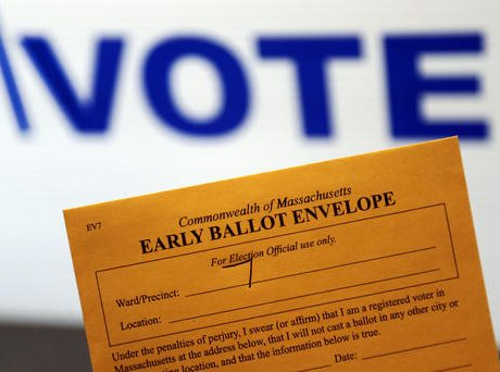 Early voting aids Clinton