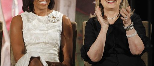 Michele & Hillary: Political odd couple