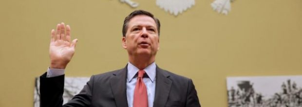 Did FBI Director Comey violate law?