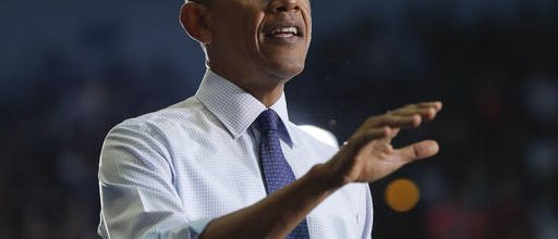 Obama campaigns for Clinton, reflects on legacy