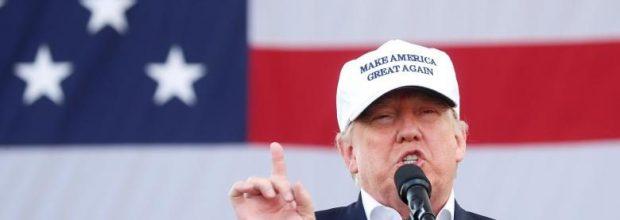 Judge slaps Trump down on poll-monitor scheme