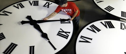 DST ends: Sleep an extra hour Saturday night