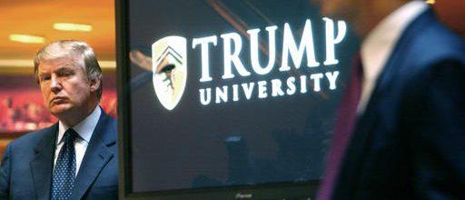 Delay sought in Trump 'University' trial