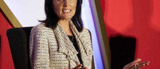 Trump taps Nikki Haley for UN