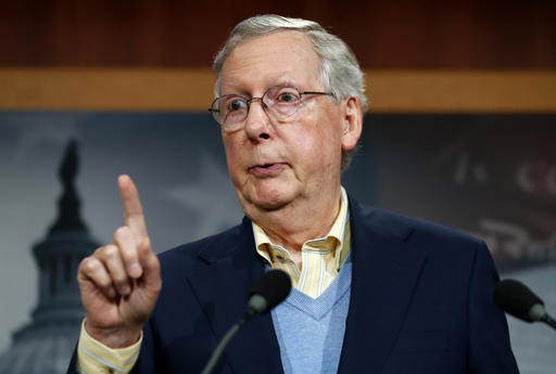McConnell warns of delays in replacing Obamacare