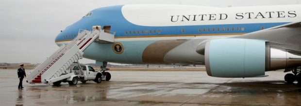Trump: Cancel new Air Force One