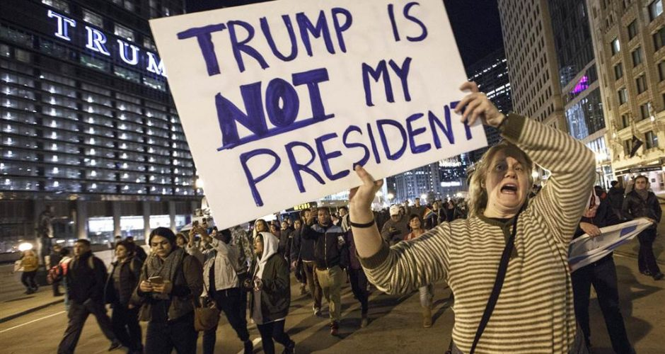 Donald Trump is NOT my President