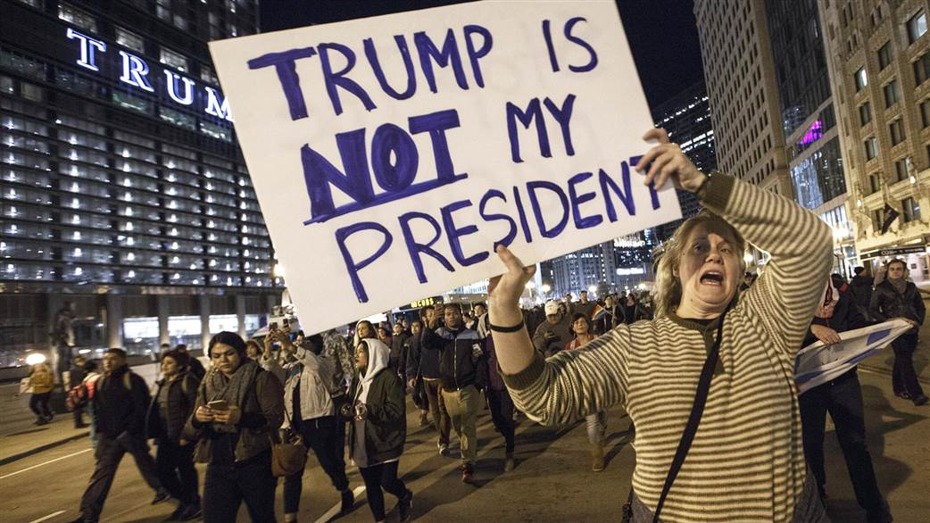 Image result for not my president