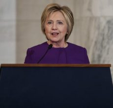 Clinton: Fake news brings real consequences