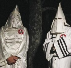 KKK: 'We're taking America back'