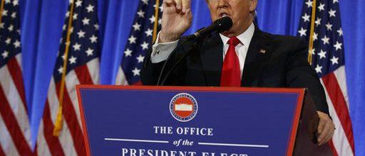 Trump: Intel has 'tremendous blot'