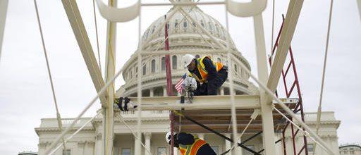 Trump's lavish inauguration