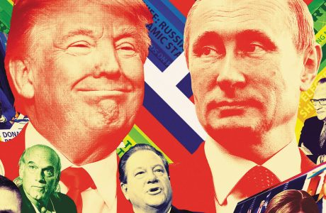 Trump: The Kremlin's President
