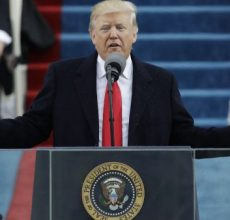 Full Text of Trump's Inaugural Speech