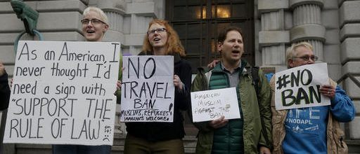 Court to rule on Trump travel ban