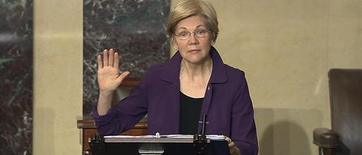 Arcane rule used to rebuke Warren