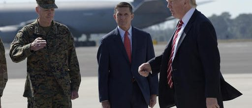 Is Trump ready to dump Flynn?