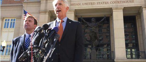 Virginia judge blocks Trump's ban